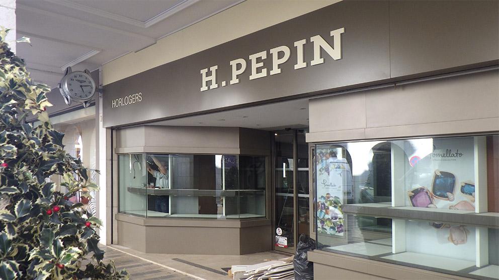 Image de l'enseigne pour H. Pepin
