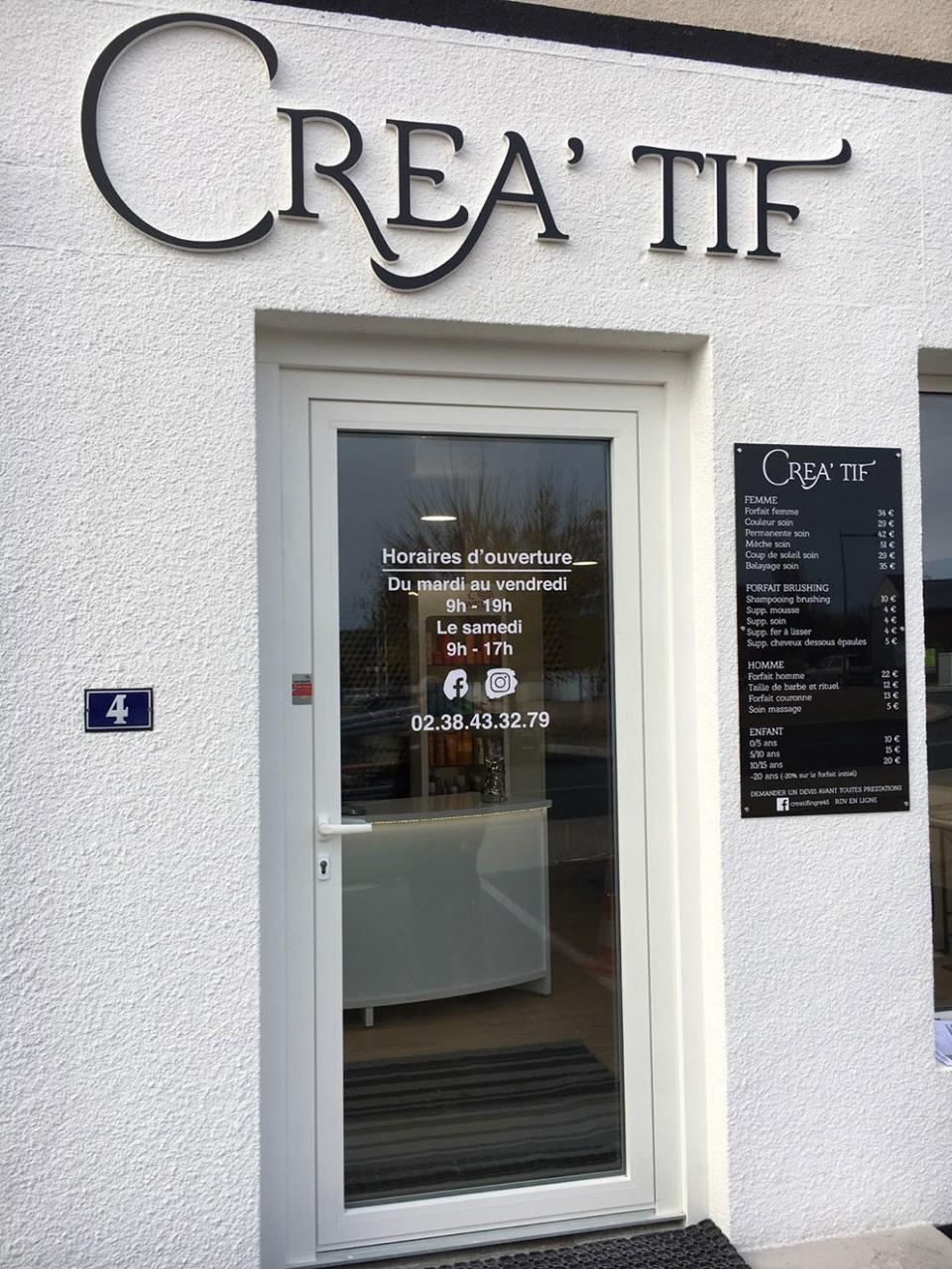 Image de l'enseigne pour Crea'tif