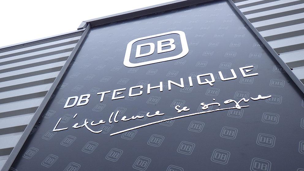 Image de l'enseigne pour DB Technique