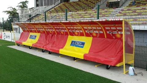 Signalétique pour Orléans Loiret Football