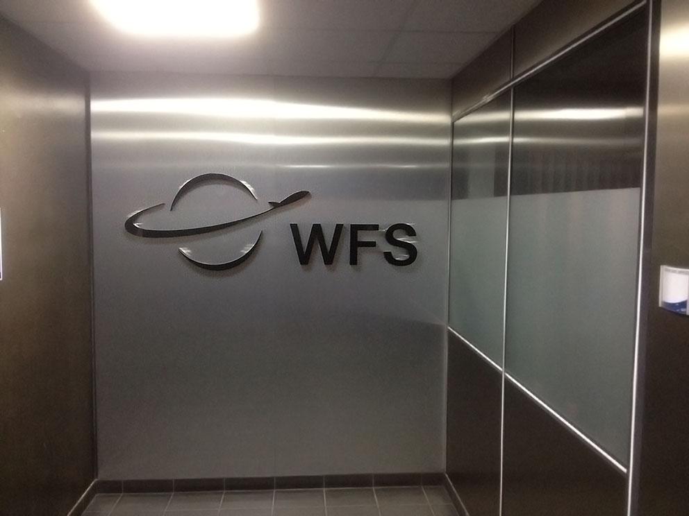 Signalétique pour WFS