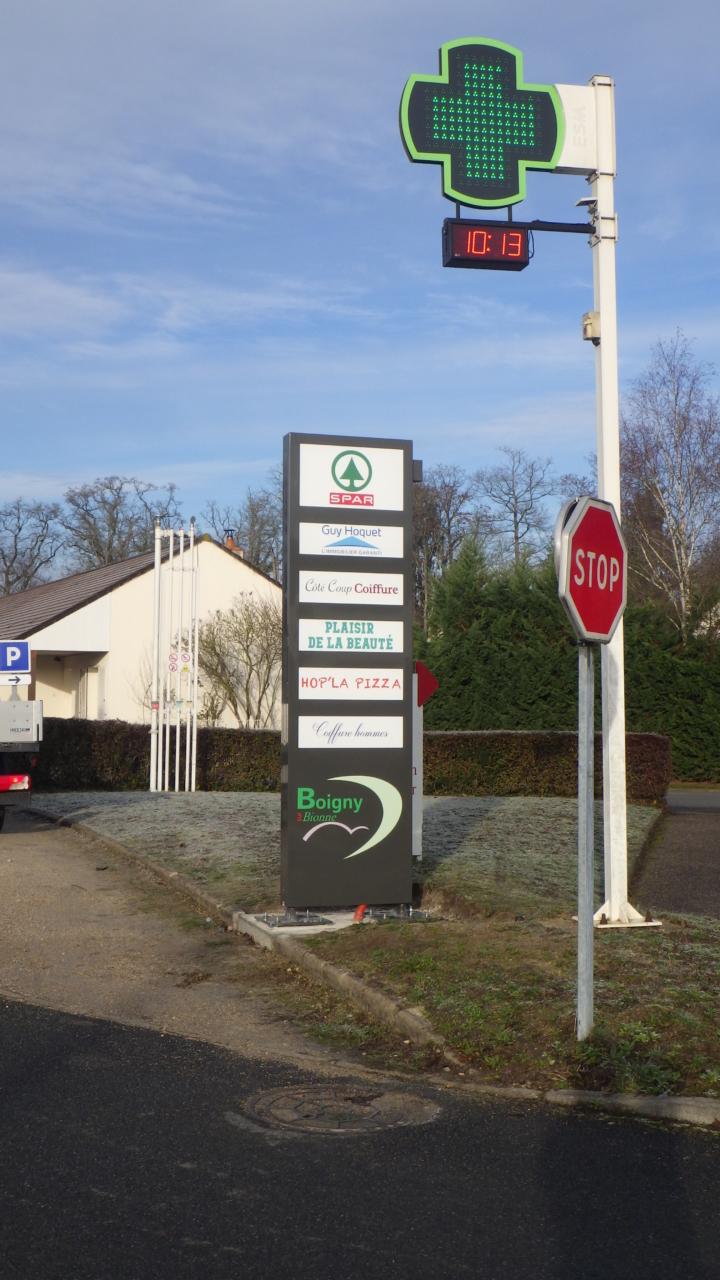 Boigny sur Bionne
